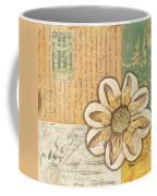 Shabby Chic Floral 2 Coffee Mug