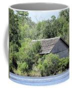 Shack On The River Coffee Mug