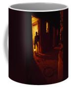 Shackles In Cell On Goree Island Recall Coffee Mug by Gordon Gahan