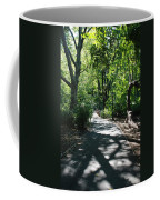 Shaded Paths In Central Park Coffee Mug