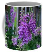 Shades Of Purple Coffee Mug
