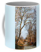Shadow Cliffs Coffee Mug