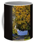 Shadow On The Edge Coffee Mug