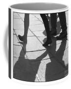 Shadow People Coffee Mug