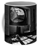Shadows Of Roads Ahead Coffee Mug