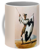 Shaka Zulu (c1787-1828) Coffee Mug
