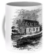 Shaker Church, 1875 Coffee Mug