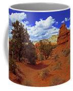 Shakespeare Trail In Kodachrome Park Coffee Mug