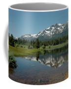 Shallow Water Reflections Coffee Mug