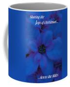 Sharing The Joys Of Christmas Coffee Mug