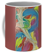 Sharks In Life Coffee Mug
