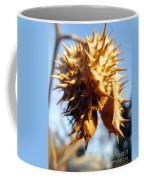 Sharp Beauty Coffee Mug