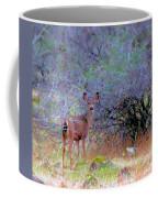 Shasta County Deer  Coffee Mug