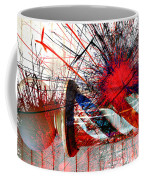 Shaves And Graves  Coffee Mug