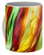 Shawl Dance Abstract Coffee Mug