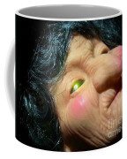 She Dreams Of Halloween Night Coffee Mug