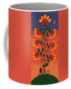 She Is Life Coffee Mug by Victoria De Almeida