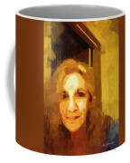 She Smiles Sweetly Coffee Mug