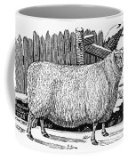 Sheep, 1788 Coffee Mug
