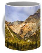 Sheep Mountain Along Glenn Highway Coffee Mug