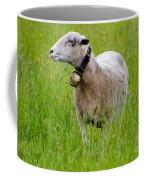 Sheep With A Bell Coffee Mug
