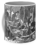 Sheffield: Factory, 1865 Coffee Mug