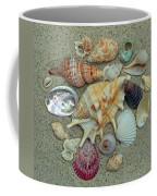 Shell Collection 2 Coffee Mug