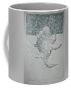 Shell Landscape Coffee Mug