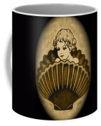 Shell With Child 2 Coffee Mug by Georgeta  Blanaru