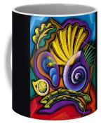 Shellfish Coffee Mug by Leon Zernitsky