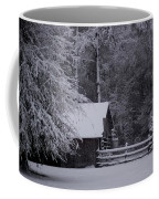 Shelter From The Cold Coffee Mug