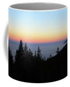 Sherbet Sunset Big Sur Coffee Mug