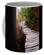 Shi Shi Boardwalk Coffee Mug