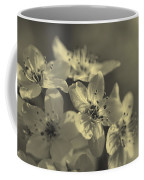 Shimmering Callery Pear Blossoms Coffee Mug