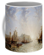 Shipping Off Scarborough Coffee Mug