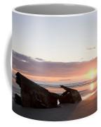 Shipwreck, Boats, Danger, Rotting Coffee Mug by Taylor S. Kennedy