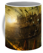 Shipwreck Of The Mary Rose, Portsmouth Coffee Mug