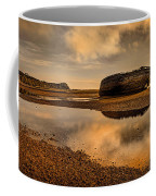 Shipwrecked Boat Coffee Mug