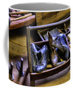 Shoe - The Shoe Cobblers Box Coffee Mug