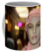Shopping Girl Coffee Mug