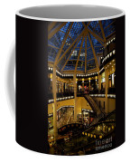 Shopping Mall In The Evening Coffee Mug