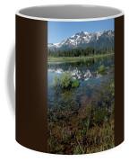 Shore Reflections Of Mt Tallac Coffee Mug