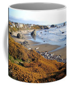 Shores Of Oregon Coffee Mug