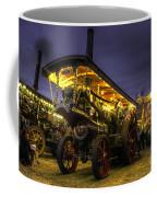 Showmans Engine By Night  Coffee Mug