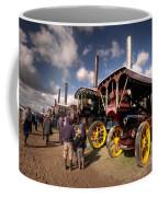 Showmans Engines At Dorset  Coffee Mug