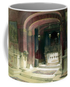 Shrine Of The Annunciation Nazareth Coffee Mug