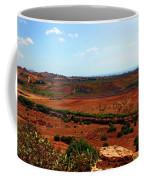 Sicilian Landscape Coffee Mug