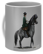 Sidesaddle Coffee Mug