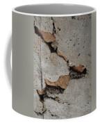 Sideways Glance Coffee Mug