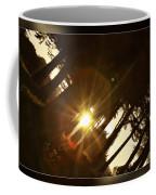 Sideways Sunset Coffee Mug